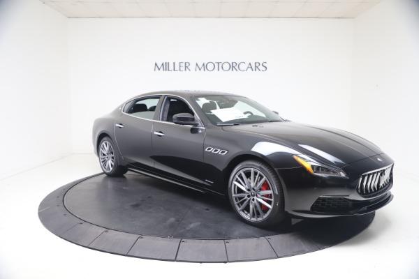 New 2021 Maserati Quattroporte S Q4 GranLusso for sale $129,135 at Rolls-Royce Motor Cars Greenwich in Greenwich CT 06830 10