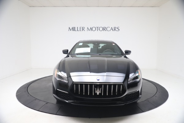 New 2021 Maserati Quattroporte S Q4 GranLusso for sale $129,135 at Rolls-Royce Motor Cars Greenwich in Greenwich CT 06830 11