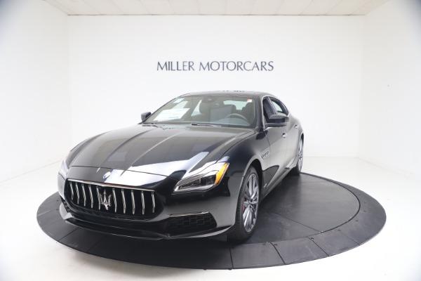 New 2021 Maserati Quattroporte S Q4 GranLusso for sale $129,135 at Rolls-Royce Motor Cars Greenwich in Greenwich CT 06830 12