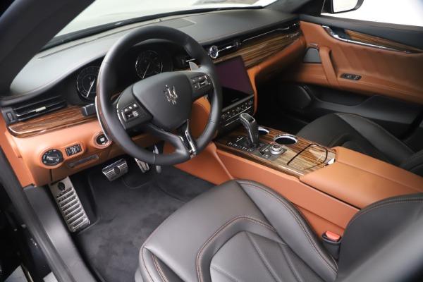 New 2021 Maserati Quattroporte S Q4 GranLusso for sale $129,135 at Rolls-Royce Motor Cars Greenwich in Greenwich CT 06830 13