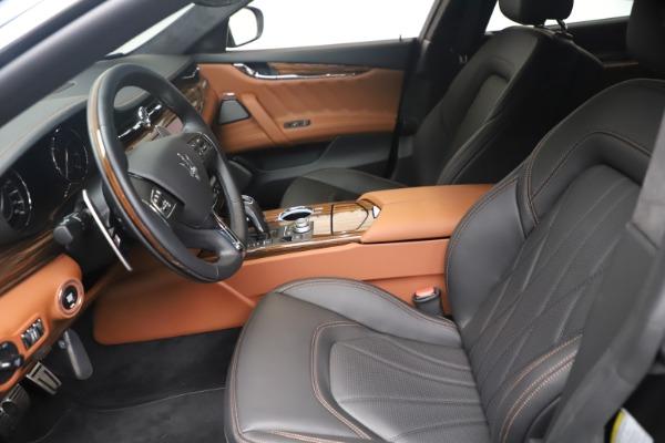 New 2021 Maserati Quattroporte S Q4 GranLusso for sale $129,135 at Rolls-Royce Motor Cars Greenwich in Greenwich CT 06830 14