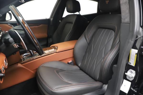 New 2021 Maserati Quattroporte S Q4 GranLusso for sale $129,135 at Rolls-Royce Motor Cars Greenwich in Greenwich CT 06830 15
