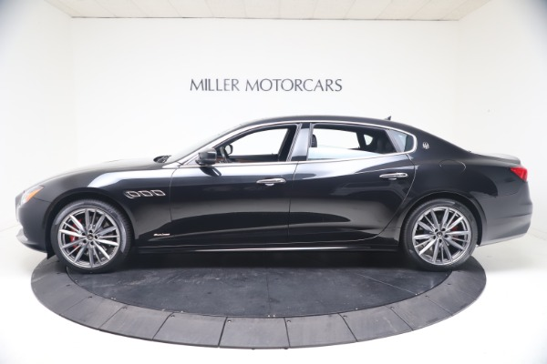 New 2021 Maserati Quattroporte S Q4 GranLusso for sale $129,135 at Rolls-Royce Motor Cars Greenwich in Greenwich CT 06830 2