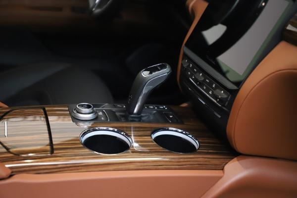 New 2021 Maserati Quattroporte S Q4 GranLusso for sale $129,135 at Rolls-Royce Motor Cars Greenwich in Greenwich CT 06830 22