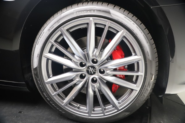 New 2021 Maserati Quattroporte S Q4 GranLusso for sale $129,135 at Rolls-Royce Motor Cars Greenwich in Greenwich CT 06830 24