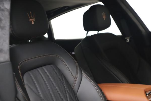 New 2021 Maserati Quattroporte S Q4 GranLusso for sale $129,135 at Rolls-Royce Motor Cars Greenwich in Greenwich CT 06830 25