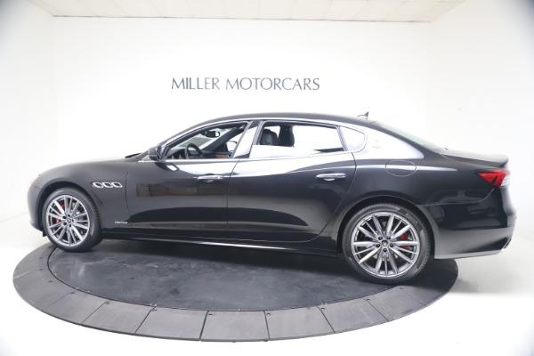 New 2021 Maserati Quattroporte S Q4 GranLusso for sale $129,135 at Rolls-Royce Motor Cars Greenwich in Greenwich CT 06830 3