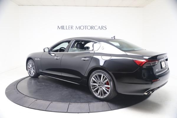 New 2021 Maserati Quattroporte S Q4 GranLusso for sale $129,135 at Rolls-Royce Motor Cars Greenwich in Greenwich CT 06830 4
