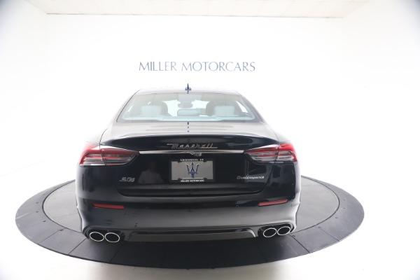 New 2021 Maserati Quattroporte S Q4 GranLusso for sale $129,135 at Rolls-Royce Motor Cars Greenwich in Greenwich CT 06830 5