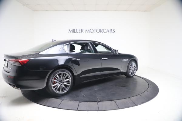 New 2021 Maserati Quattroporte S Q4 GranLusso for sale $129,135 at Rolls-Royce Motor Cars Greenwich in Greenwich CT 06830 7