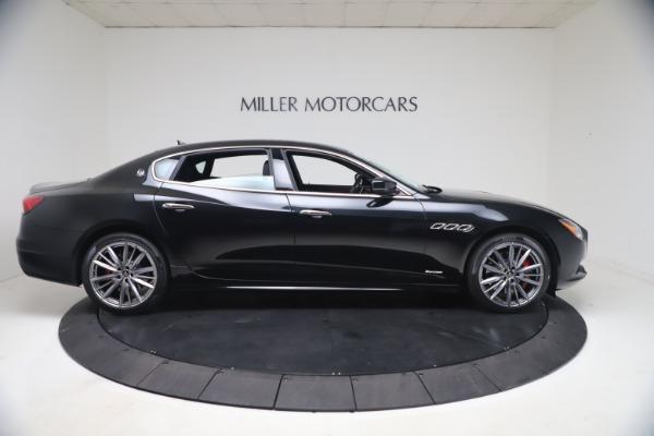 New 2021 Maserati Quattroporte S Q4 GranLusso for sale $129,135 at Rolls-Royce Motor Cars Greenwich in Greenwich CT 06830 8