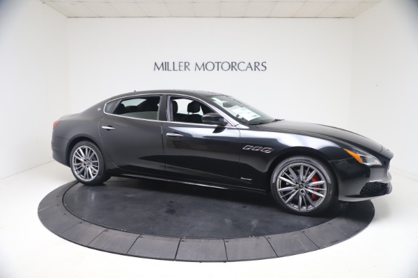 New 2021 Maserati Quattroporte S Q4 GranLusso for sale $129,135 at Rolls-Royce Motor Cars Greenwich in Greenwich CT 06830 9