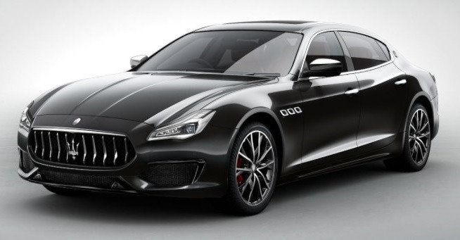 New 2021 Maserati Quattroporte S Q4 for sale $121,325 at Rolls-Royce Motor Cars Greenwich in Greenwich CT 06830 1