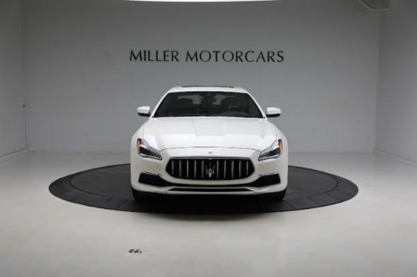 New 2021 Maserati Quattroporte S Q4 GranLusso for sale $120,599 at Rolls-Royce Motor Cars Greenwich in Greenwich CT 06830 12