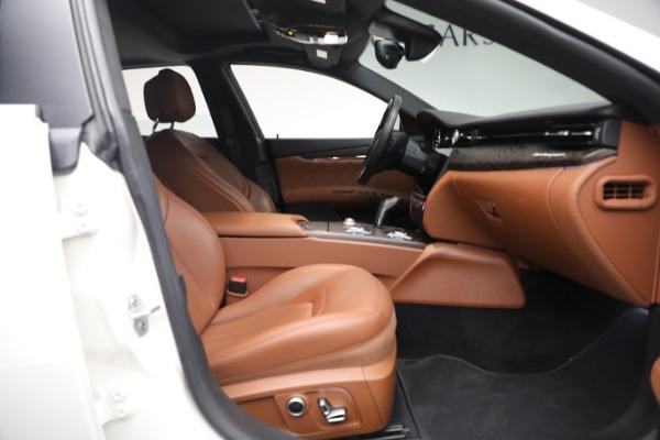New 2021 Maserati Quattroporte S Q4 GranLusso for sale $120,599 at Rolls-Royce Motor Cars Greenwich in Greenwich CT 06830 14