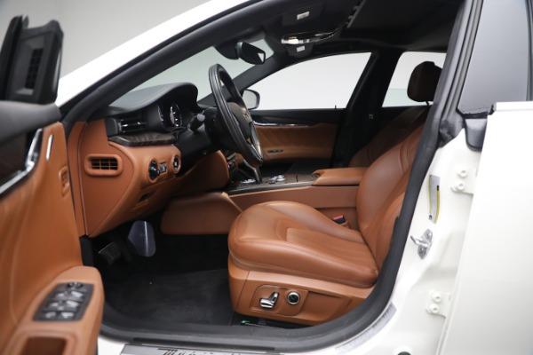 New 2021 Maserati Quattroporte S Q4 GranLusso for sale $120,599 at Rolls-Royce Motor Cars Greenwich in Greenwich CT 06830 15