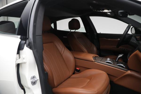 New 2021 Maserati Quattroporte S Q4 GranLusso for sale $120,599 at Rolls-Royce Motor Cars Greenwich in Greenwich CT 06830 16