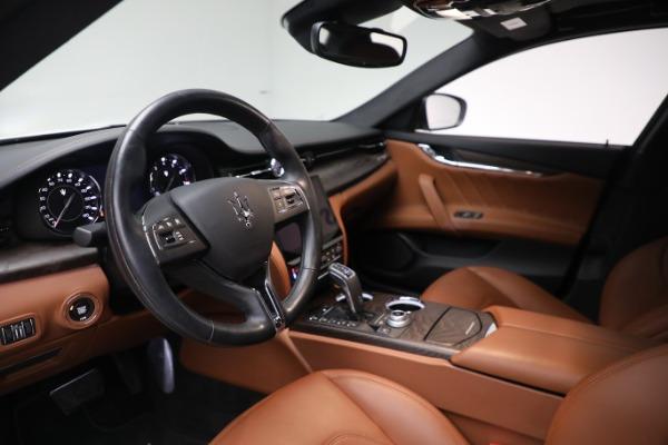 New 2021 Maserati Quattroporte S Q4 GranLusso for sale $120,599 at Rolls-Royce Motor Cars Greenwich in Greenwich CT 06830 17