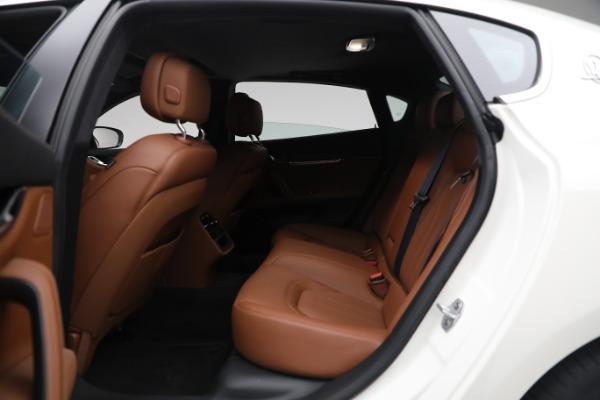 New 2021 Maserati Quattroporte S Q4 GranLusso for sale $120,599 at Rolls-Royce Motor Cars Greenwich in Greenwich CT 06830 18