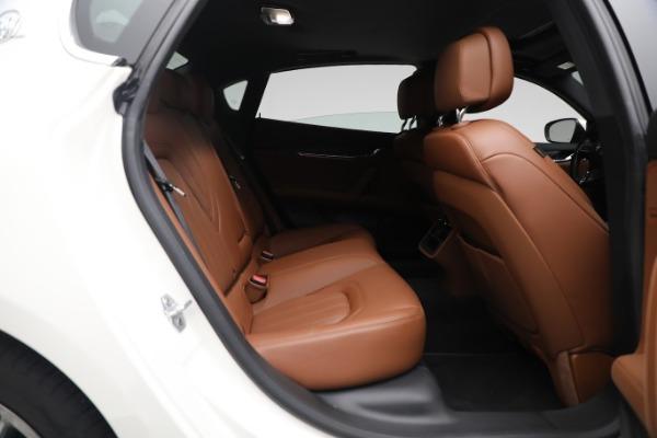 New 2021 Maserati Quattroporte S Q4 GranLusso for sale $120,599 at Rolls-Royce Motor Cars Greenwich in Greenwich CT 06830 19