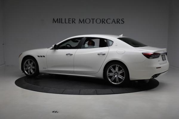 New 2021 Maserati Quattroporte S Q4 GranLusso for sale $120,599 at Rolls-Royce Motor Cars Greenwich in Greenwich CT 06830 4