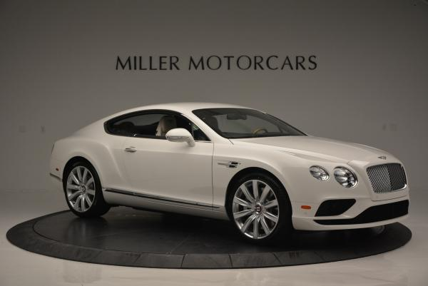 New 2016 Bentley Continental GT V8 for sale Sold at Rolls-Royce Motor Cars Greenwich in Greenwich CT 06830 10