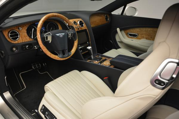 New 2016 Bentley Continental GT V8 for sale Sold at Rolls-Royce Motor Cars Greenwich in Greenwich CT 06830 18