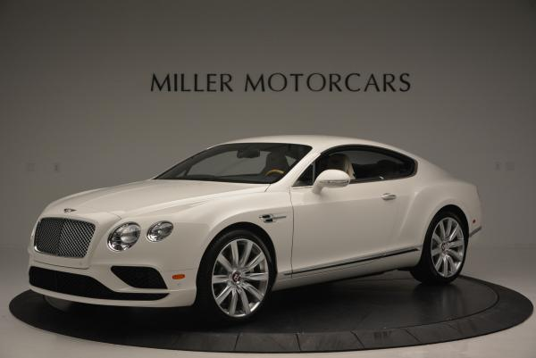 New 2016 Bentley Continental GT V8 for sale Sold at Rolls-Royce Motor Cars Greenwich in Greenwich CT 06830 2