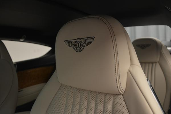 New 2016 Bentley Continental GT V8 for sale Sold at Rolls-Royce Motor Cars Greenwich in Greenwich CT 06830 21
