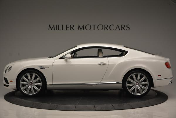 New 2016 Bentley Continental GT V8 for sale Sold at Rolls-Royce Motor Cars Greenwich in Greenwich CT 06830 3
