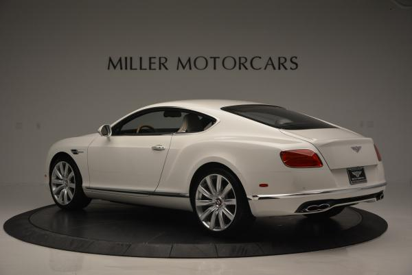 New 2016 Bentley Continental GT V8 for sale Sold at Rolls-Royce Motor Cars Greenwich in Greenwich CT 06830 4
