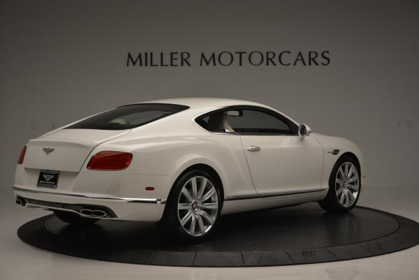 New 2016 Bentley Continental GT V8 for sale Sold at Rolls-Royce Motor Cars Greenwich in Greenwich CT 06830 8