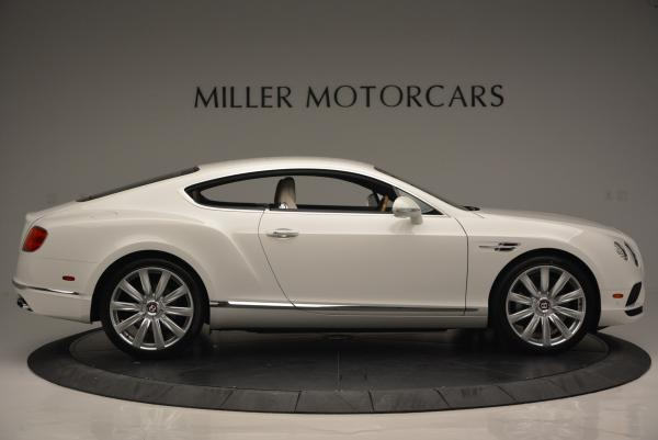 New 2016 Bentley Continental GT V8 for sale Sold at Rolls-Royce Motor Cars Greenwich in Greenwich CT 06830 9