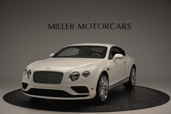 New 2016 Bentley Continental GT V8 for sale Sold at Rolls-Royce Motor Cars Greenwich in Greenwich CT 06830 1