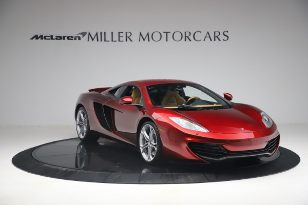 Used 2012 McLaren MP4-12C for sale Sold at Rolls-Royce Motor Cars Greenwich in Greenwich CT 06830 10