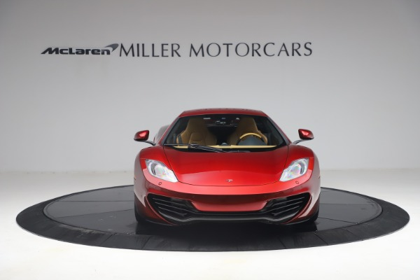 Used 2012 McLaren MP4-12C for sale Sold at Rolls-Royce Motor Cars Greenwich in Greenwich CT 06830 11