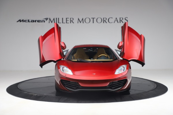 Used 2012 McLaren MP4-12C for sale Sold at Rolls-Royce Motor Cars Greenwich in Greenwich CT 06830 12