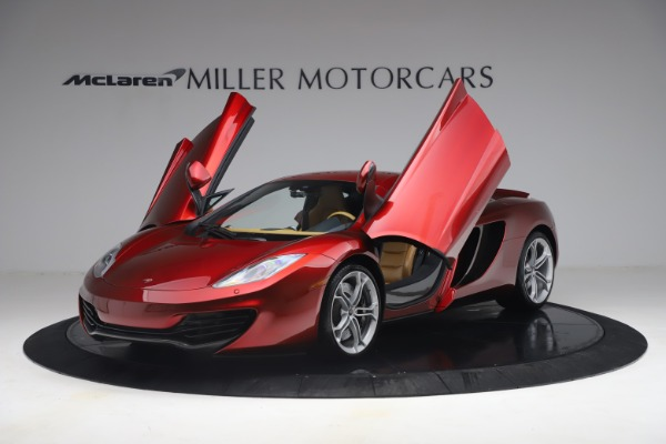 Used 2012 McLaren MP4-12C for sale Sold at Rolls-Royce Motor Cars Greenwich in Greenwich CT 06830 13