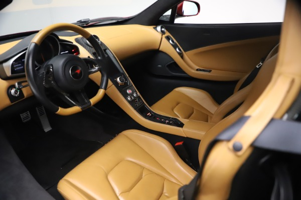 Used 2012 McLaren MP4-12C for sale Sold at Rolls-Royce Motor Cars Greenwich in Greenwich CT 06830 15