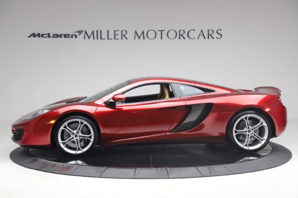 Used 2012 McLaren MP4-12C for sale Sold at Rolls-Royce Motor Cars Greenwich in Greenwich CT 06830 2