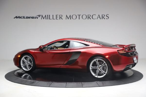 Used 2012 McLaren MP4-12C for sale Sold at Rolls-Royce Motor Cars Greenwich in Greenwich CT 06830 3