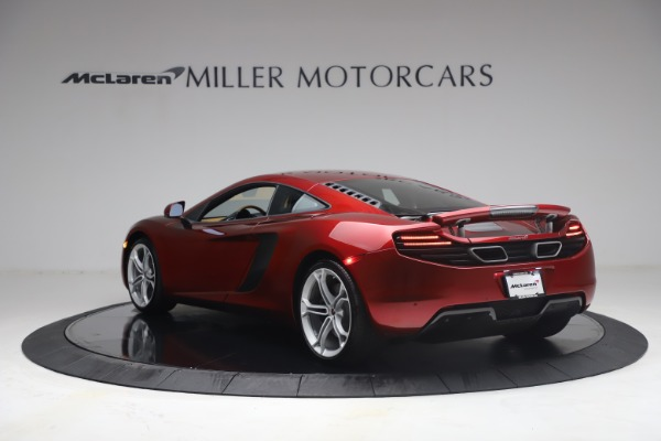 Used 2012 McLaren MP4-12C for sale Sold at Rolls-Royce Motor Cars Greenwich in Greenwich CT 06830 4