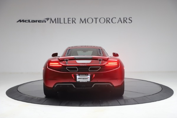 Used 2012 McLaren MP4-12C for sale Sold at Rolls-Royce Motor Cars Greenwich in Greenwich CT 06830 5