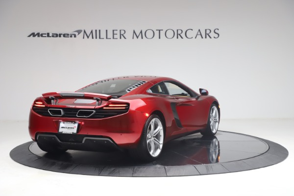 Used 2012 McLaren MP4-12C for sale Sold at Rolls-Royce Motor Cars Greenwich in Greenwich CT 06830 6