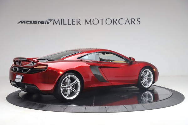 Used 2012 McLaren MP4-12C for sale Sold at Rolls-Royce Motor Cars Greenwich in Greenwich CT 06830 7