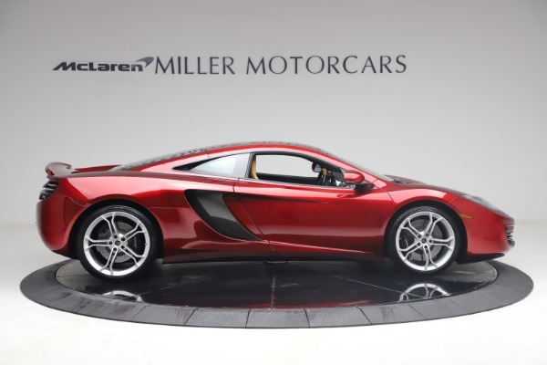 Used 2012 McLaren MP4-12C for sale Sold at Rolls-Royce Motor Cars Greenwich in Greenwich CT 06830 8