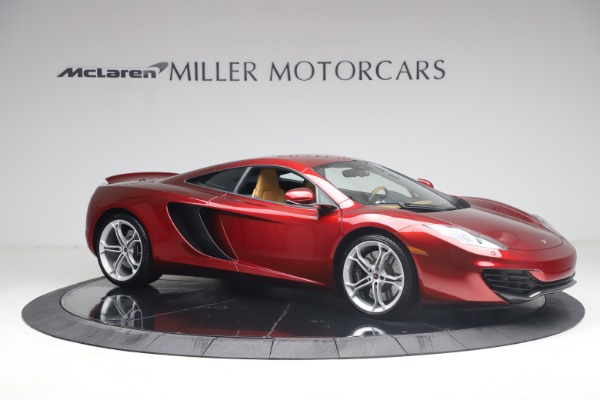 Used 2012 McLaren MP4-12C for sale Sold at Rolls-Royce Motor Cars Greenwich in Greenwich CT 06830 9