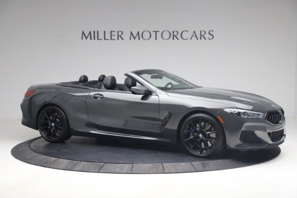 Used 2019 BMW 8 Series M850i xDrive for sale Sold at Rolls-Royce Motor Cars Greenwich in Greenwich CT 06830 10