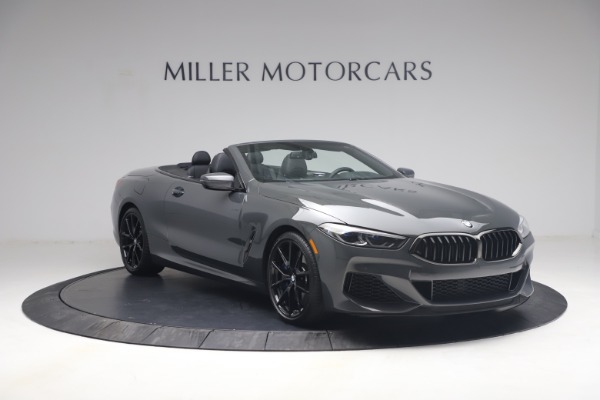 Used 2019 BMW 8 Series M850i xDrive for sale Sold at Rolls-Royce Motor Cars Greenwich in Greenwich CT 06830 11