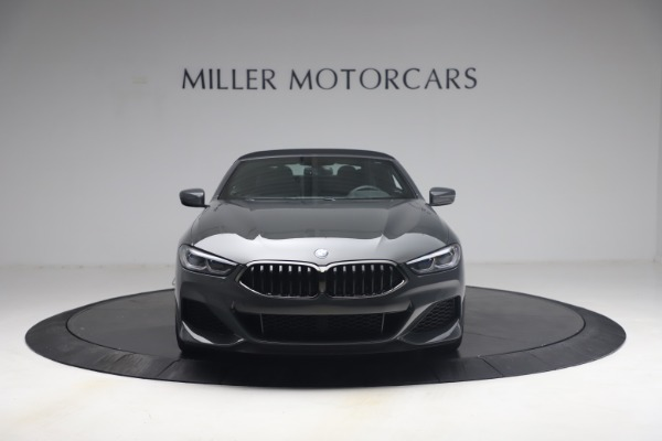 Used 2019 BMW 8 Series M850i xDrive for sale Sold at Rolls-Royce Motor Cars Greenwich in Greenwich CT 06830 13